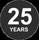 แผงโซล่าเซลรับประกัน 25 ปี