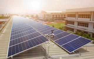 โครงการติดตั้งโซล่าเซลแบบออนกริด Solarcell Ongrid