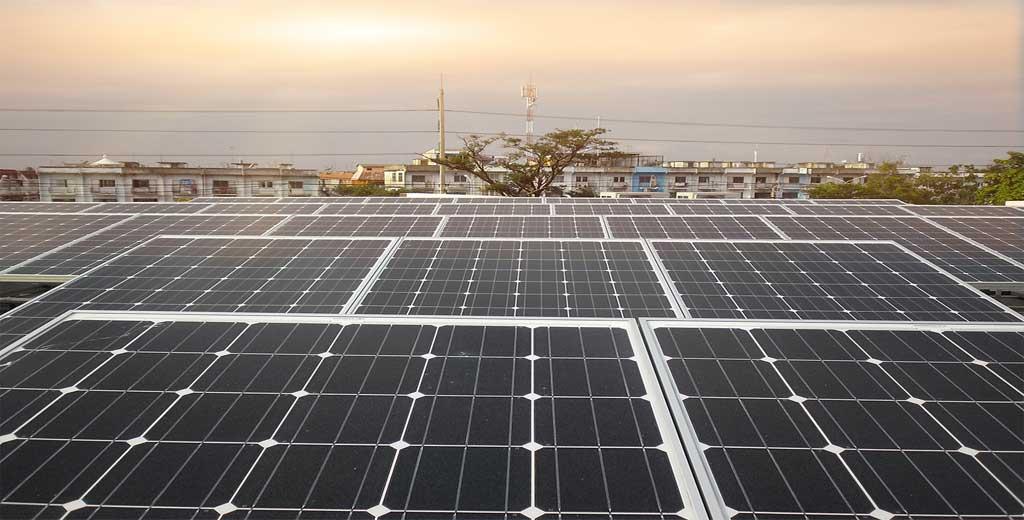 ติดตั้งระบบ Solarcell Ongrid แผง ฺBosch-Mono และ อินเวอร์เตอร์ Fronious LG