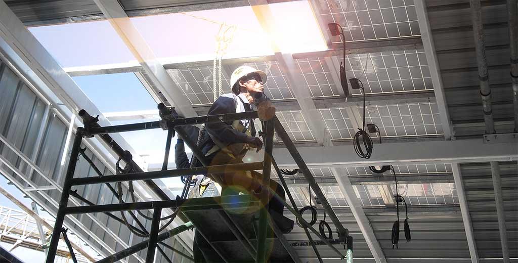 ติดตั้งระบบ Solarcell Ongrid ขนาด 3KW