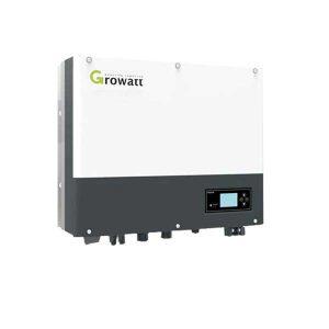 อินเวอร์เตอร์ ไฮบริด Growatt 3000Watt-5000Watt ทำงานได้ทั้ง Ongrid และ Offgrid