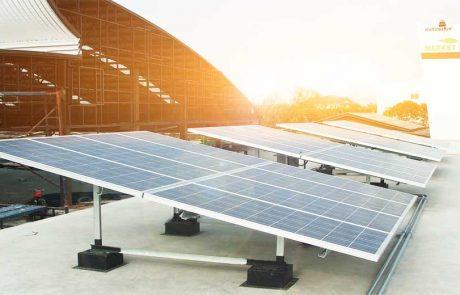 ระบบ Solarcell แบบ Ongrid ขนาด 4KW