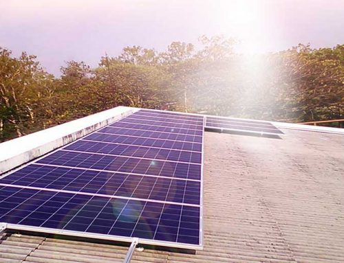 ระบบพลังงานแสงอาทิตย์ ติดตั้งสถาบันเทคโนโลยีแห่งเอเซีย