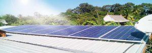 ติดตั้ง Solarroof บ้านพักอาศัย