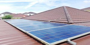 ระบบ Solar roof top 3KW