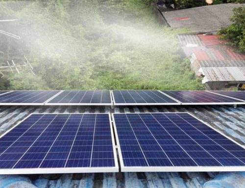 Solar roof บ้านพักอาศัย 5KW