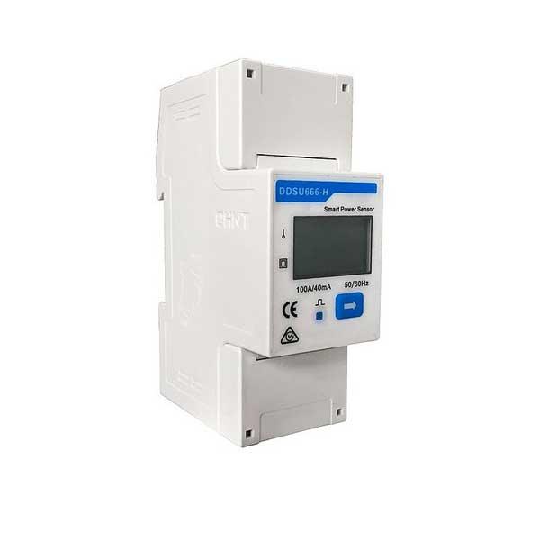 Power meter 1เฟส กันย้อน อินเวอร์เตอร์ Huawei