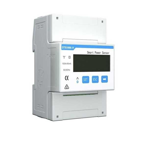 Power meter 3เฟส กันย้อน อินเวอร์เตอร์ Huawei